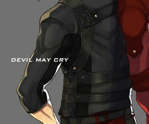 Dante and devil may cry image