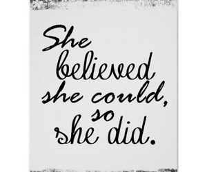 believe, faith, and inspirational image