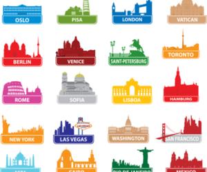 city, london, and paris image