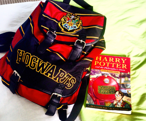 harry potter, hogwarts, and hot topic image