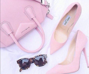 bag, fashion, and sunglasses image