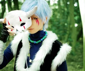 cosplay, akatsuki no yona, and shin-ah image