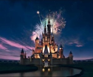 disney, castle, and movie image