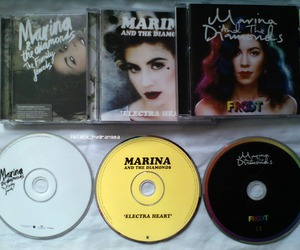 cd, collection, and marina image