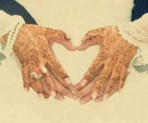 couple, muslim, and marriage image