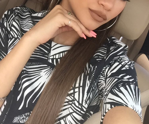 beauty, hair, and zendaya image
