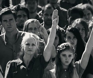 hunger games, prim, and catching fire image