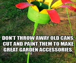 colorful, flower, and funny image
