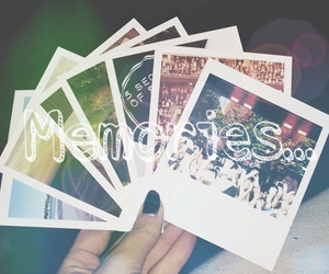 polaroid and pictures image