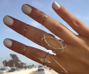 rings, beauty, and jewelry image