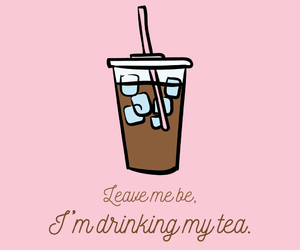 tea, wallpaper, and cute image