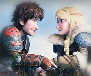 astrid, hiccup, and hipo image