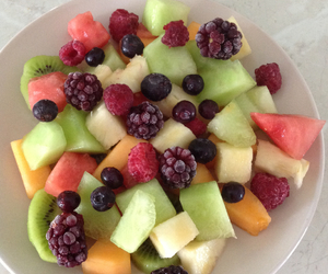 FRUiTS, mixed berries, and healthy image