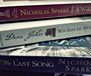 book, nicholas sparks, and dear john image