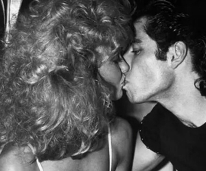 kiss, love, and grease image