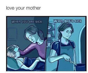 mom and mother image