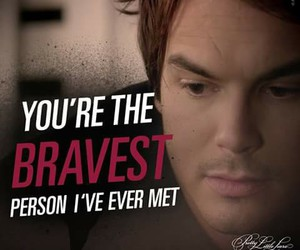 pll, brave, and pretty little liars image