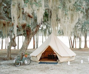 camping and tent image