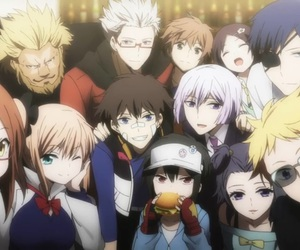 anime, hamatora, and art image