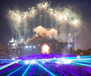 Tomorrowland, party, and lights image