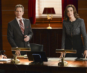 the good wife and alicia florrick image