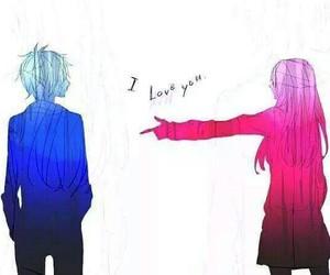 love, anime, and boy image