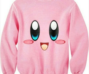 kirby, pink, and cute image