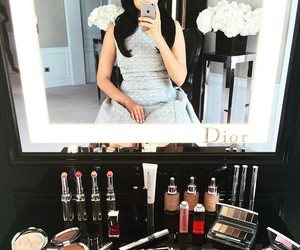 dior and girl image