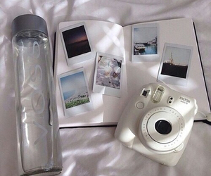 photos, summer, and white image
