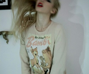 girl, grunge, and bambi image