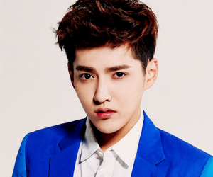 kris, exo, and wu yifan image
