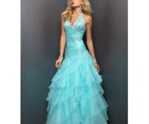 beautiful, dress, and sparkles image