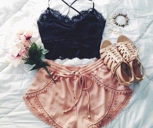 jewels, pink, and rose image