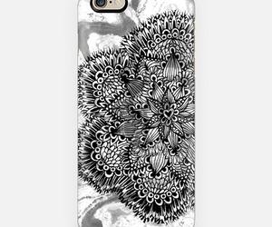 case, iphone, and mandala image