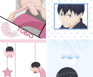 anime, blush, and cool image