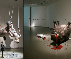 art, awesome, and sculpture image