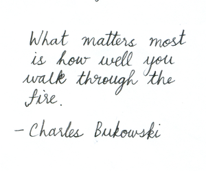 quotes and charles bukowski image
