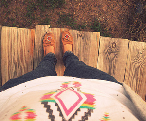 shoes, girl, and moccasins image