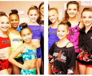 chloe, mackenzie, and dance moms image