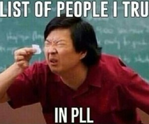 trust, funny, and people image