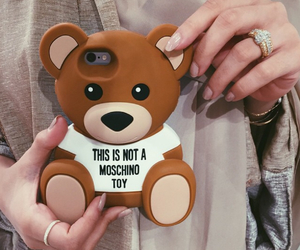 Moschino and teddy image