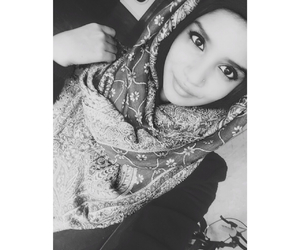 girl, muslim, and southafrican image