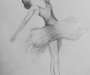 ballet, ballet dancer, and art image