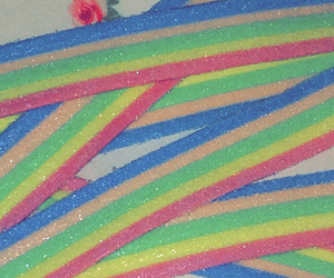 candy, colour, and rainbow image