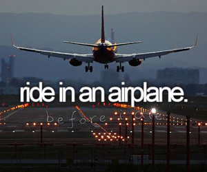Dream, airplane, and before i die image