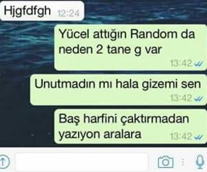 turkce and whatsapp diyaloglar image