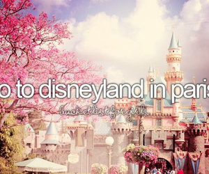 disneyland, Dream, and france image