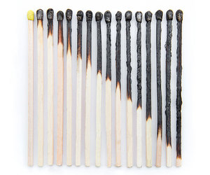 fire and match image
