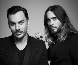 30 seconds to mars, 30stm, and actor image