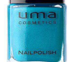 cosmetics, nail polish, and uma cosmetics image